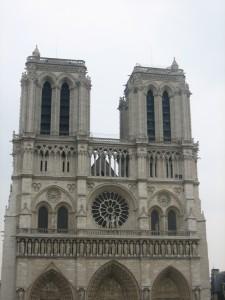 Парижский Нотр-Дам